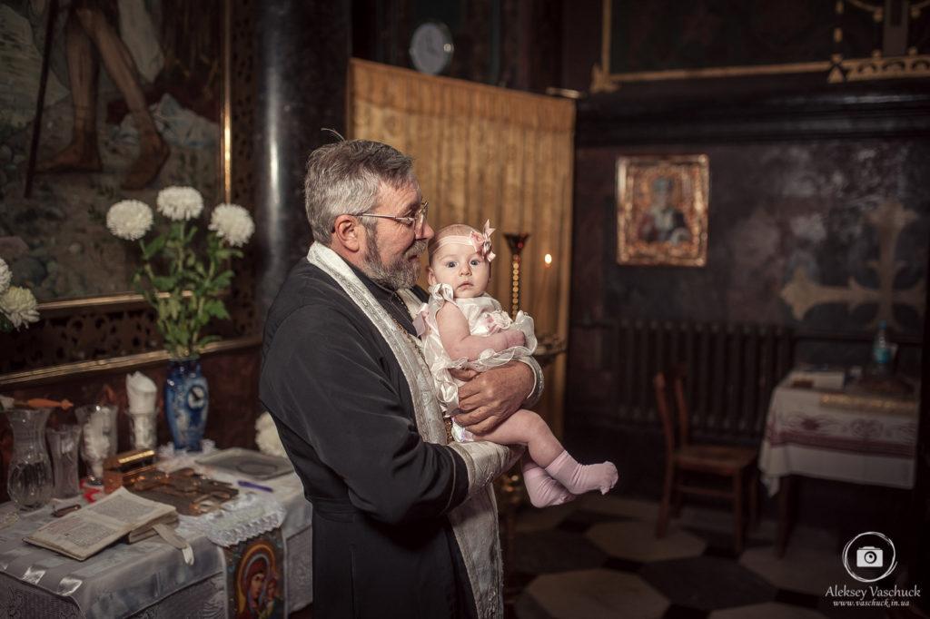 Крестины во Владимирском соборе