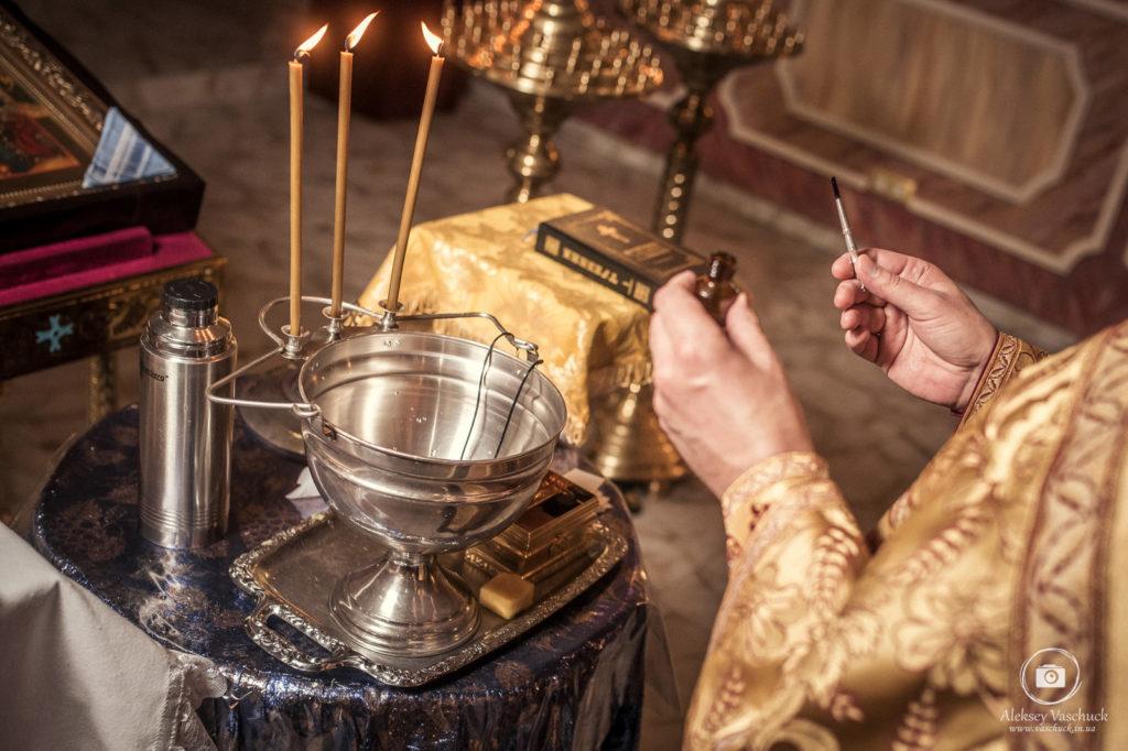 Фотограф на крещение в Храме Святого Иоанна Предтечи