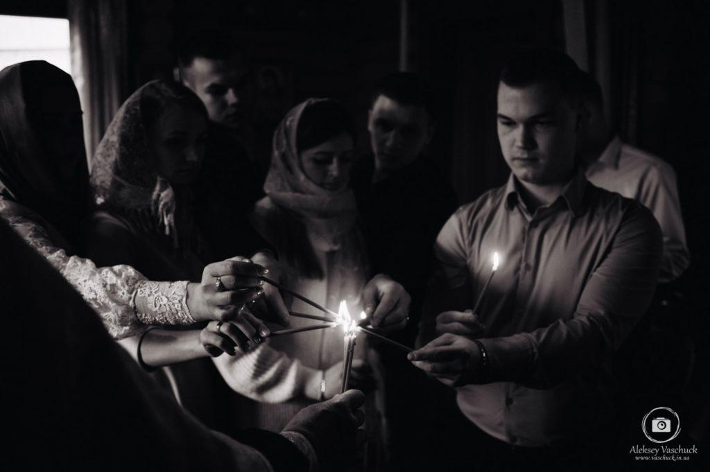 Крещение в голосеевском монастыре
