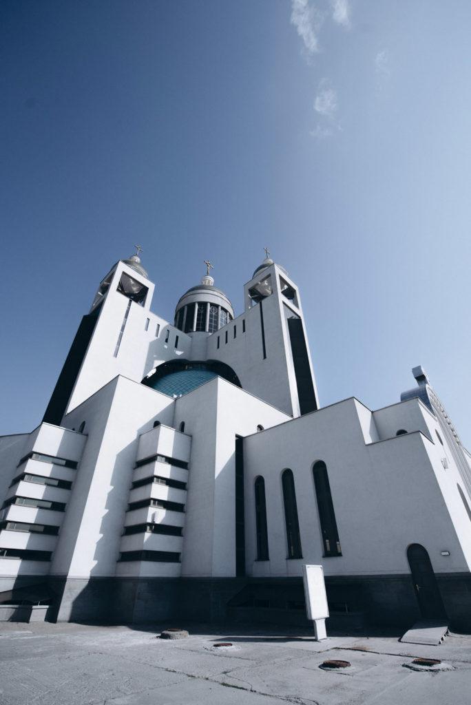 Съемка крестин в Патриарший Паломницкий Центр УГКЦ