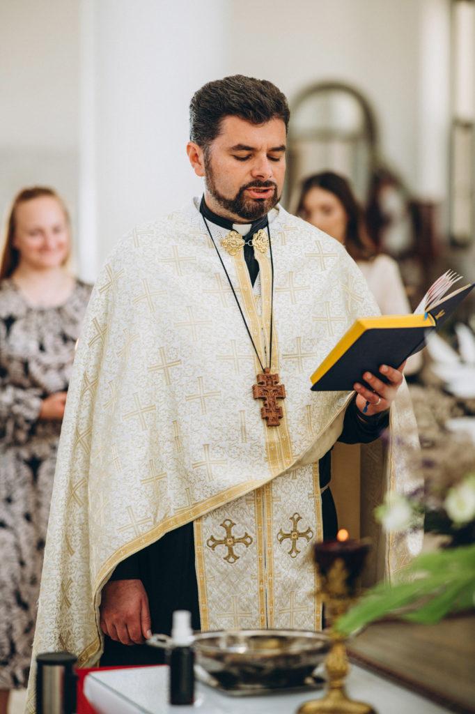 Фотосъемка крещения в Патриарший Паломницкий Центр УГКЦ